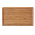 Rectangle cutting board with well